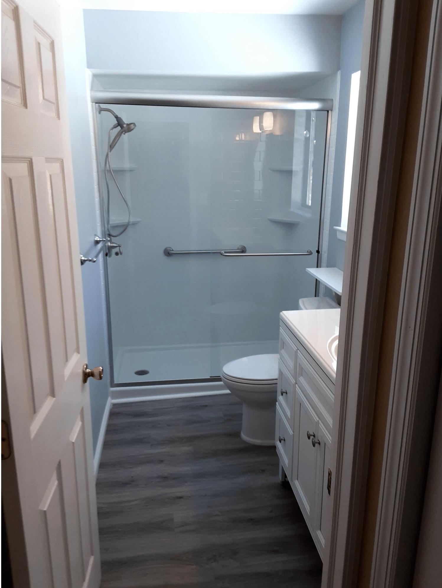 Full Bathroom Remodeling - after 1