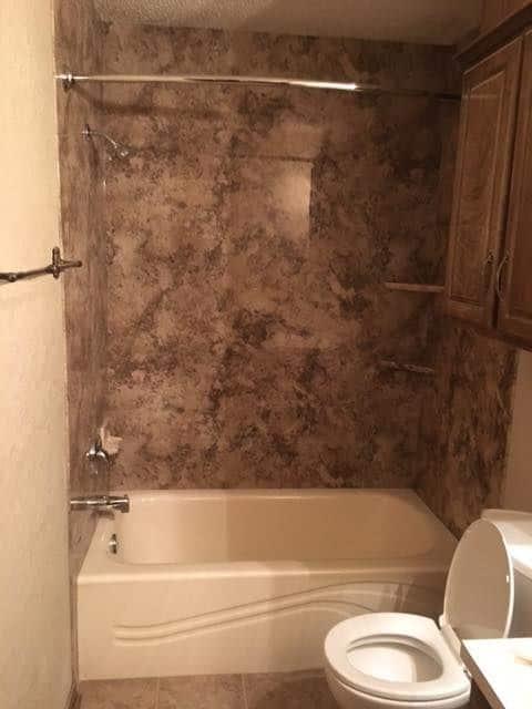 bathtub remodeling - after 6