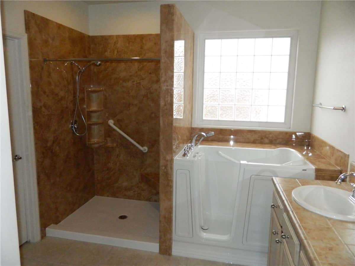 Walk-In Tubs Remodeling - after
