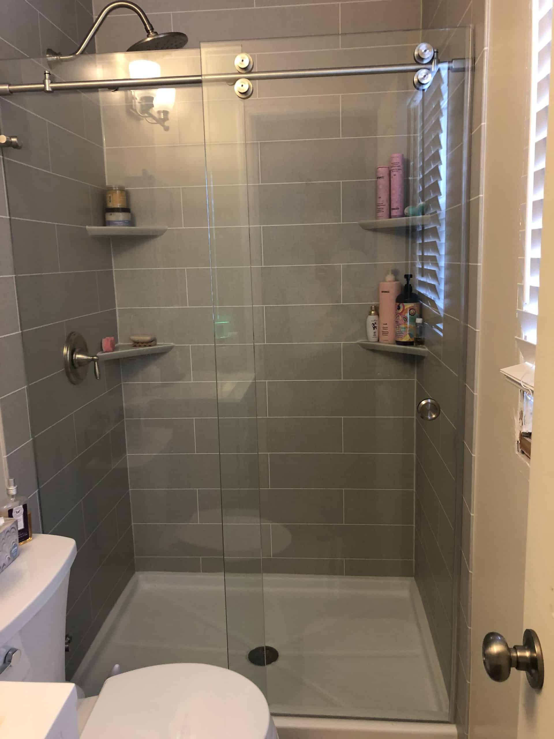 Bathroom Pros Acrylic Shower