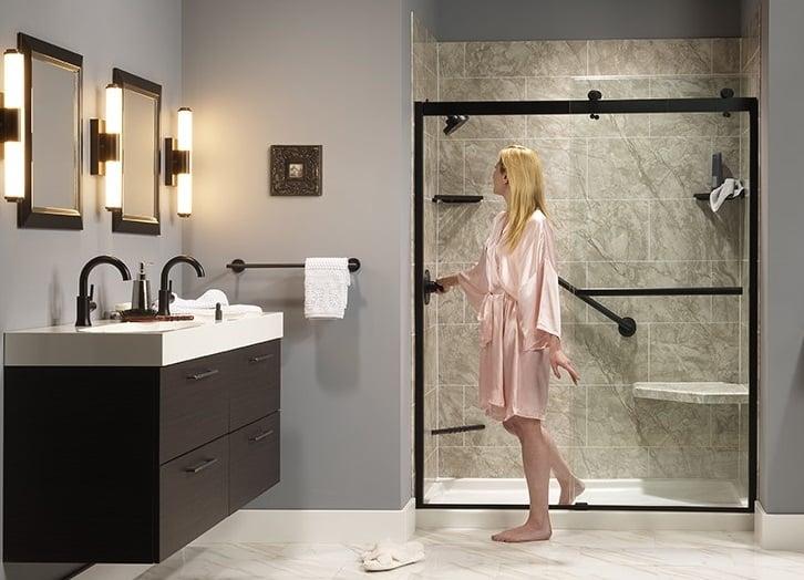 Bathroom Remodeling Process – Finished