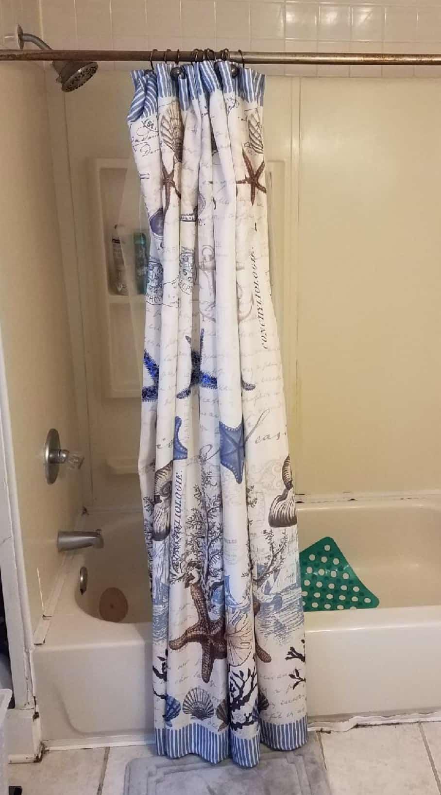 bathtub remodeling - before 8