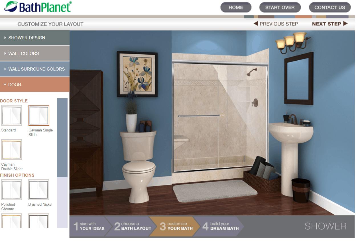 Bathroom Remodel Design Visualizer