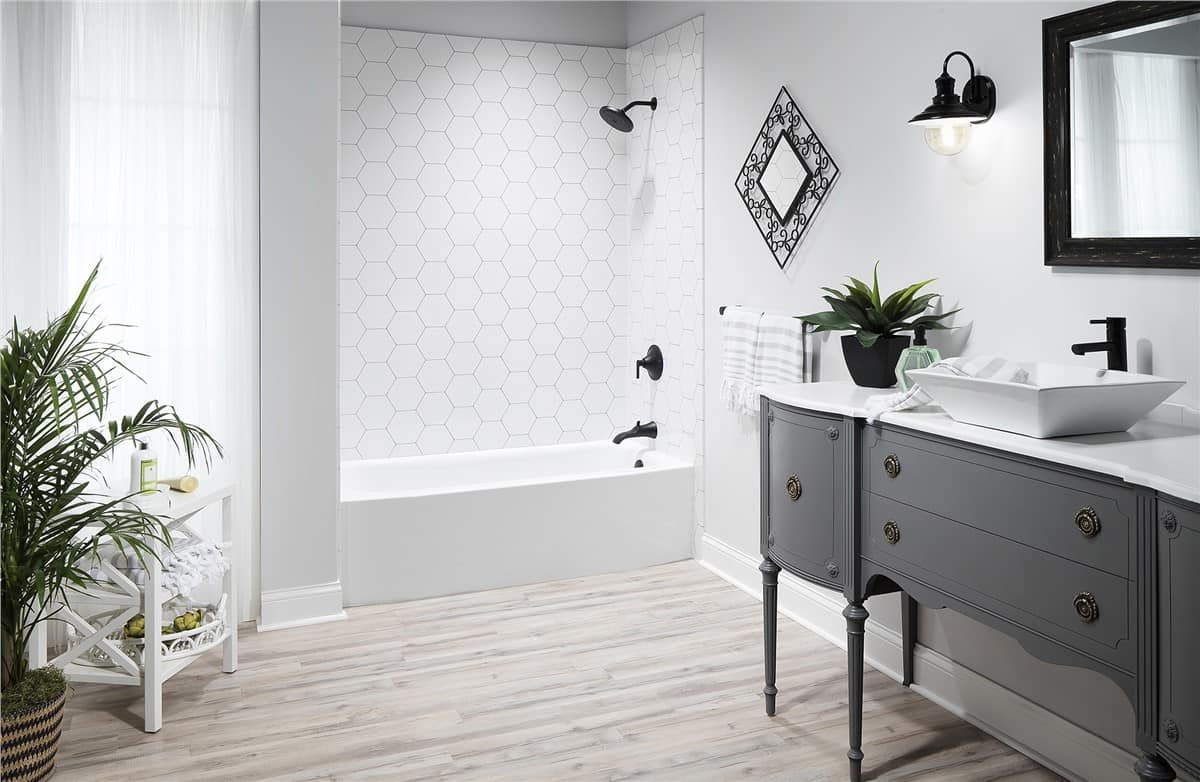 full bathroom remodeling