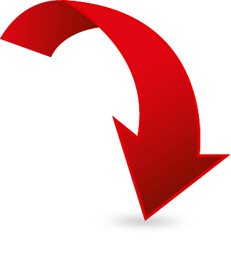 red arrow point down