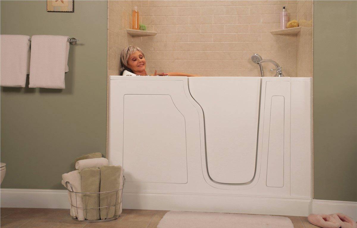 walk in tub remodeling