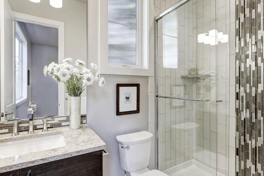 What Trends To Choose Make My Bathroom Look Ger