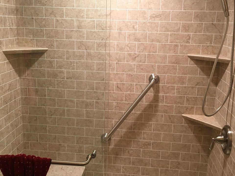 What Is The Easiest Shower Surface To Keep Clean